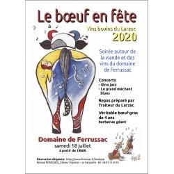 Le bœuf en fête 2020